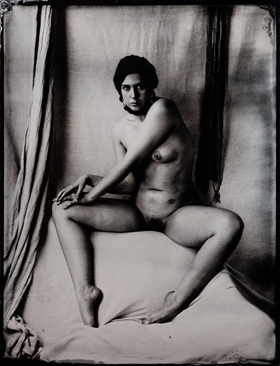 """Angharada portrait"""
