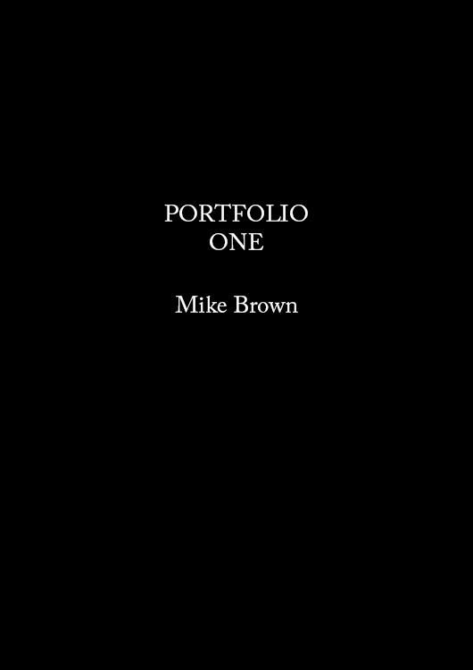 """Portfolio One"""