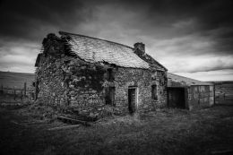 Deserted Pembrokeshire Farmhouse