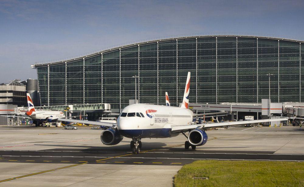 T5 Heathrow