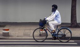 Chinese Cyclist