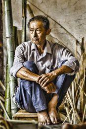 Chinese Woodturner