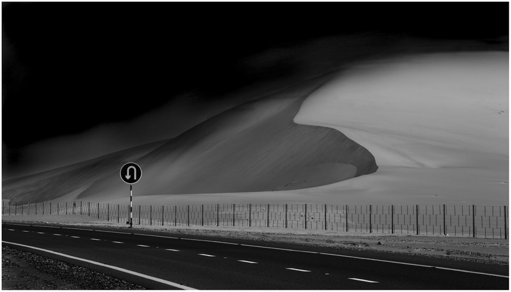 'Desert Sand Dune'