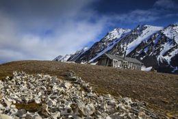 Arctic Hunting Hut