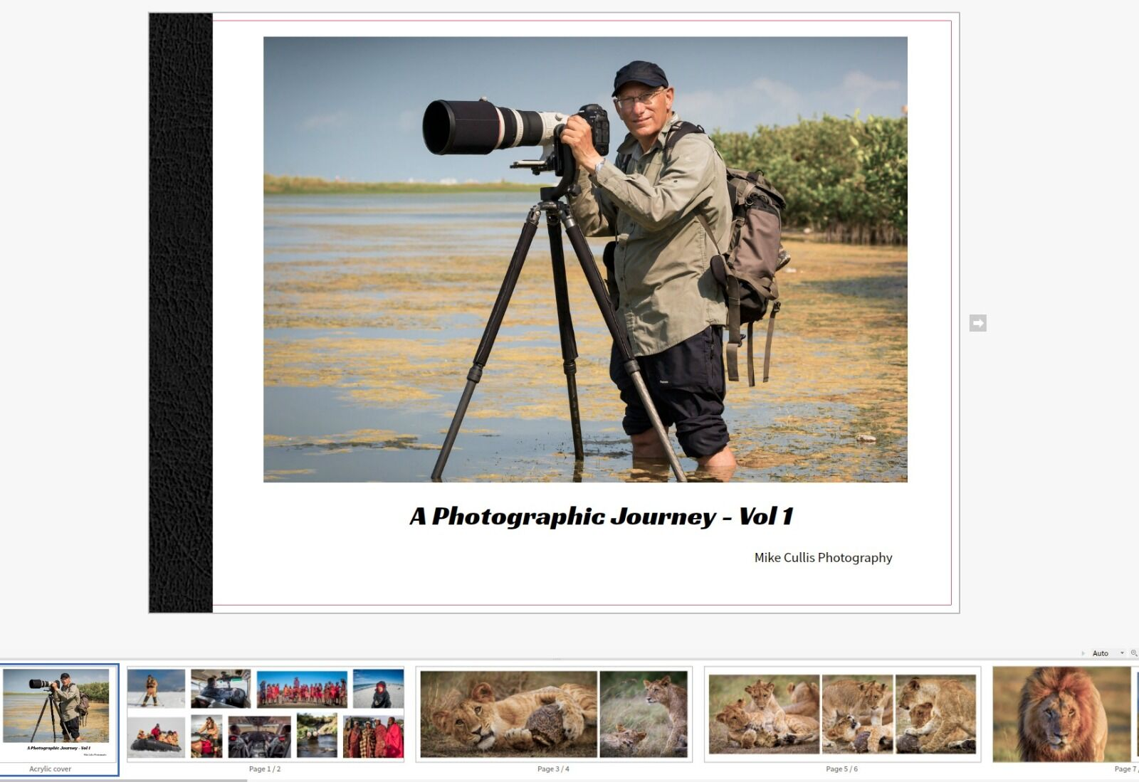 Saal Digital Photobook