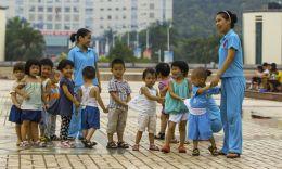 Chinese Kindergarden