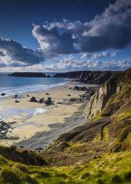 Maroes Beach, Pembrokeshire