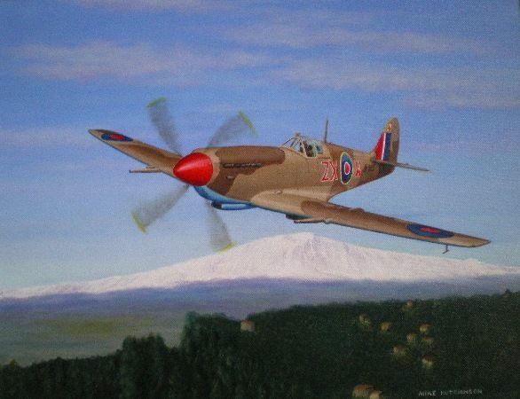 Spitfire Sicily