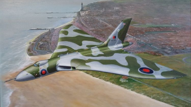 Vulcan Blackpool