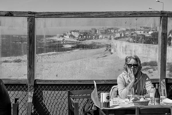 Beach cafe 2, Portugal