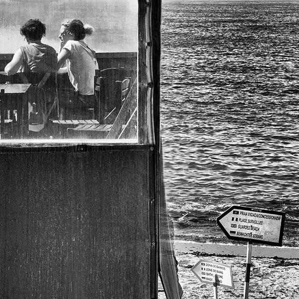 Beach cafe 3, Portugal