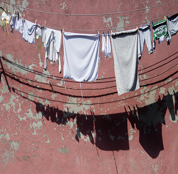 Out to dry, Venice