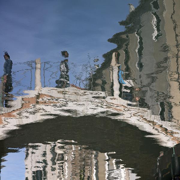 Reflections 3, Venice