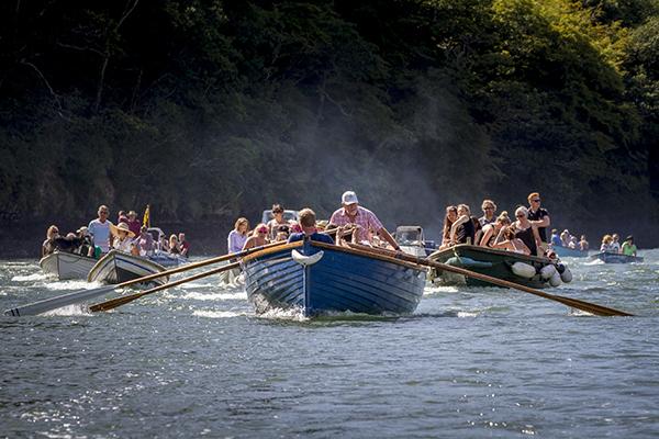 River Yealm regatta 8