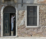 The painter, Venice