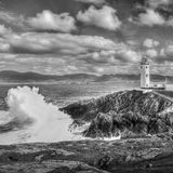 Fanad Head Lighthouse.