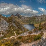 Lake Rodney Track. Cradle Mountain. Tasmania.