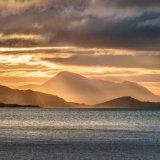 Atlantic Light. West Coast Ireland.