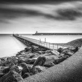 Wicklow Harbour. Ireland.