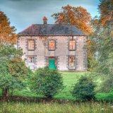 Haunted House. Midlands, Ireland.