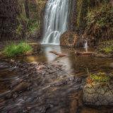 Guide Falls 1.  Tasmania.