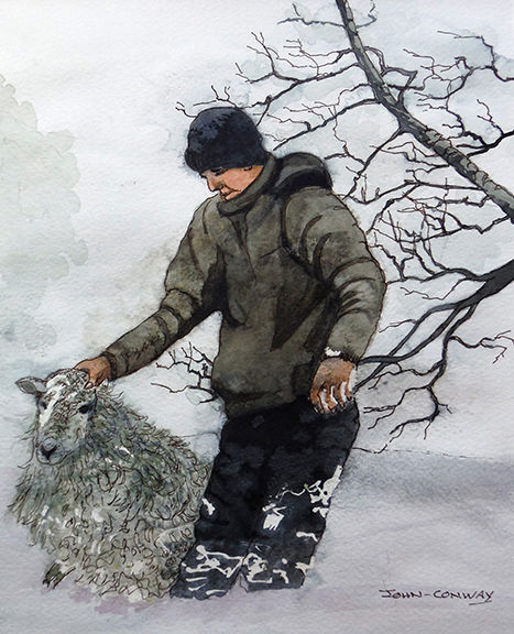 A hard Winter by John Conway - WC