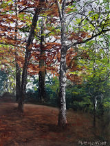 Akay Wood By Mike Morrison - Pastel