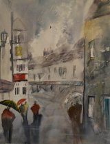 Jan 2016  Demo by Greg Howard - Sedbergh In The Rain