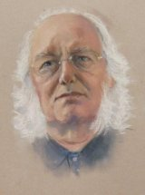 John S by Hilary Moore- Pastel