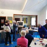 May 2015 Helen's Pastel Workshop