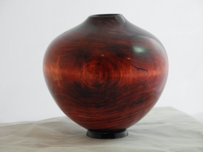 b #320 sycamore red black dye