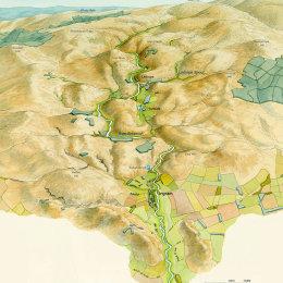 Breamish & Ingram Valley Northumberland