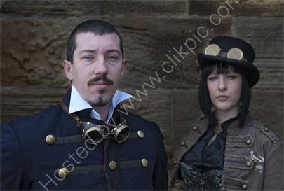 First Mate and Lady Georgina