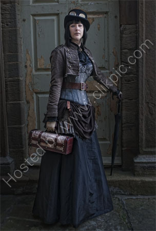 Lady Georgina Departing
