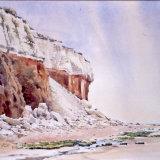 Coastal cliffs: north Norfolk