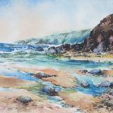 Aberdaron beach, Llyn peninsula