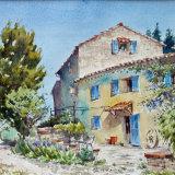 Simiane la Rotonde, Haut Provence