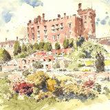 Powis Castle - autumn colour