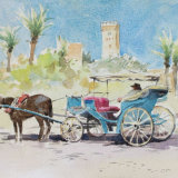Caleche, Marrakesh