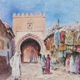Carpet souk Marrakesh