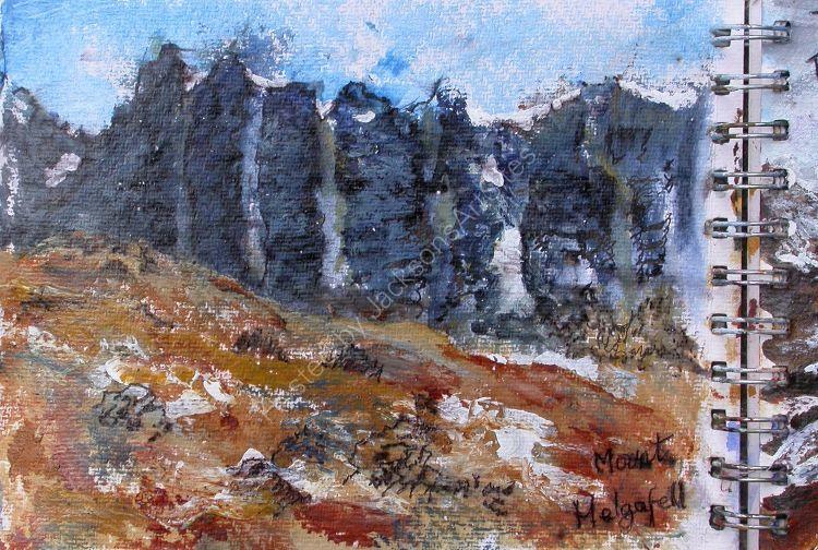Mount Helgafell