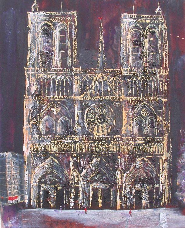 Notre  Dame  SOLD