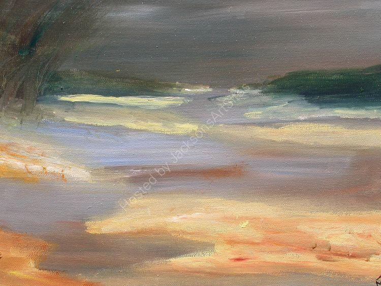 Sandbanks on the Loire No2