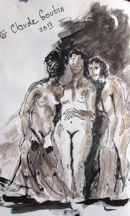 Short life & portrait sketches (2)