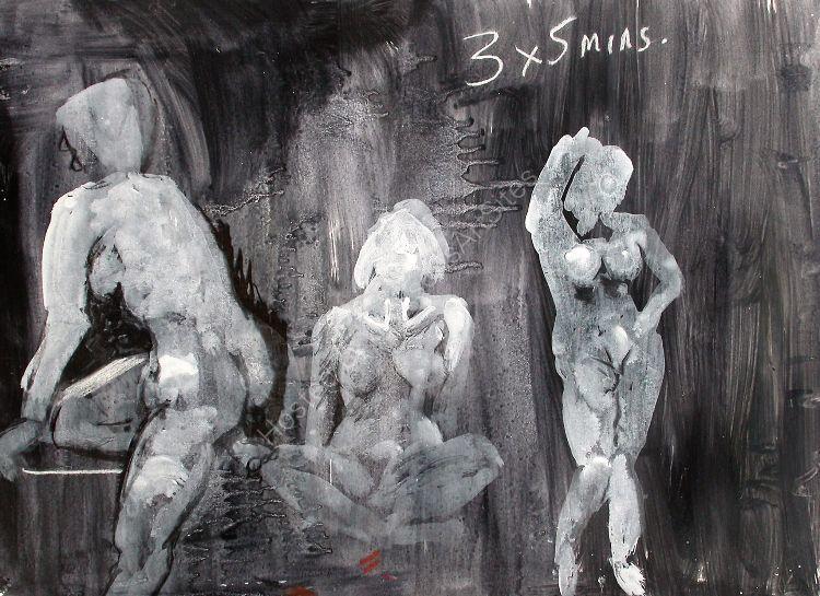 Short life & portrait sketches (3)