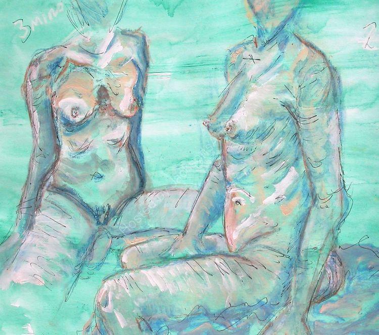 Short life & portrait sketches (32)