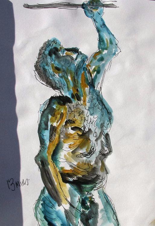 Short life & portrait sketches (41)