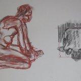 Short life & portrait sketches (45)