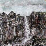Svarifoss -the Black Waterfall