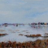 View  across  the  Inlet  at  Bosham   SOLD
